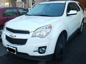 Super Clean Chevy Equinox - no accidents - 1 owner