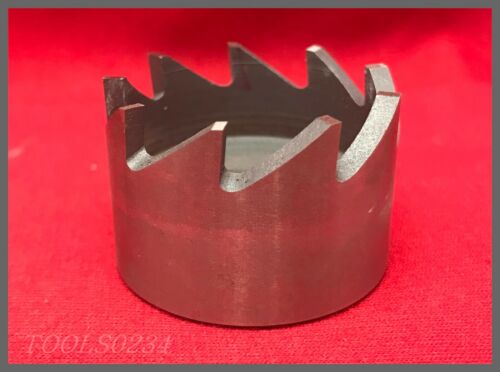 """California Aircraft Tool Co. 9-Tooth Hole Saw - AT414-19 1-1/2"""""""