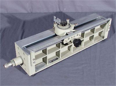 General Microwave N200 Coaxial Slab-type Slotted Rf Line