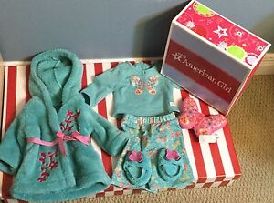 Bed time full outfit for American girl dolls