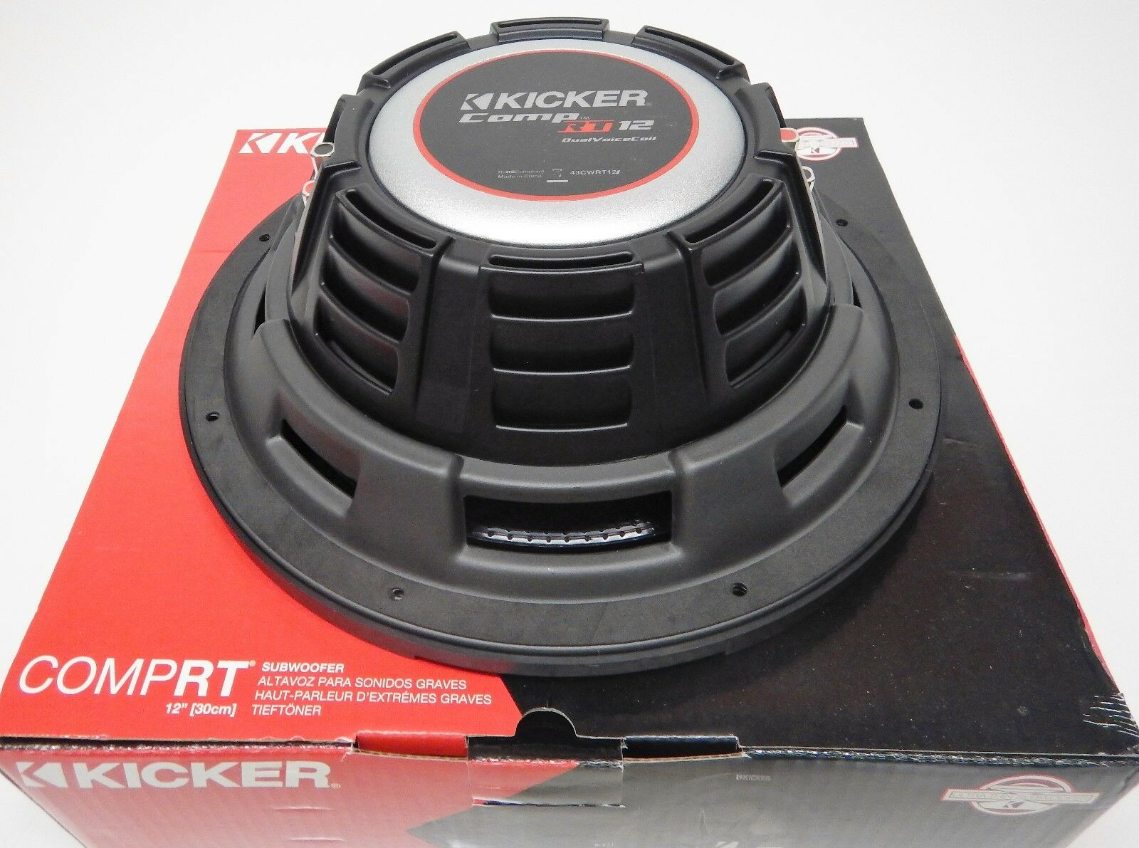 2007 To 2014 Chevy Tahoe 12 U0026quot  Sub Box Subwoofer Enclosure Console 2010 2011 2012