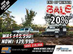 NEW MDC XT-12HR OFFROAD CARAVAN SALE - CAMPER TRAILER Salisbury Brisbane South West Preview