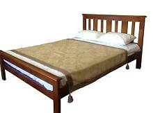 Stock Clearance: Solid Timber Q, KSG & SGL Bed($180-$200) Rydalmere Parramatta Area Preview