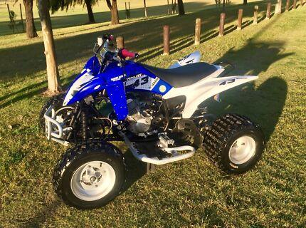 Yamaha 125 raptor