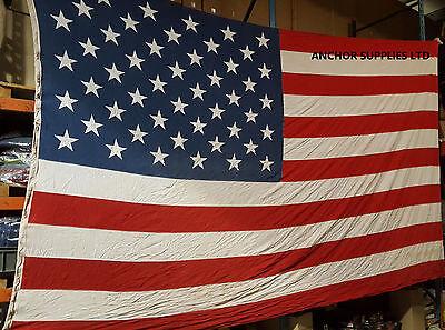 USA Stars & Stripes United States Of America Flag Sewn 15ft x 9.5ft  50 Stars