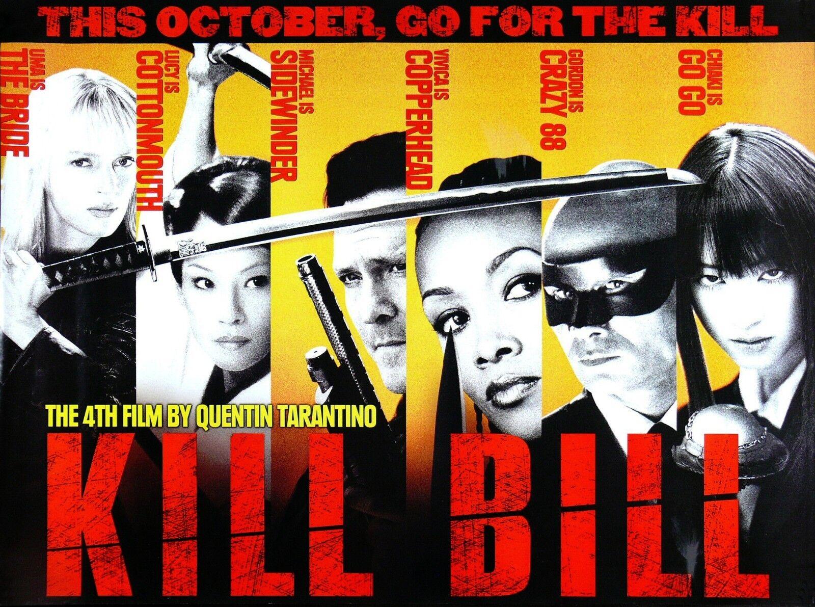KILL LIST POSTER FILM A4 A3 A2 A1 CINEMA MOVIE