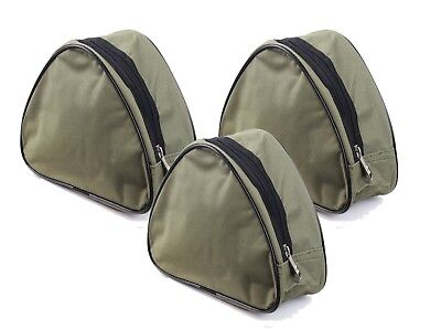 3  Reel case for Freespool / sea / coarse / spinning fishing reels to 030 size