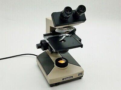 Olympus Ch-2 Cht Binocular Laboratory Microscope Wch-bi45-2 Head 2eyepiece