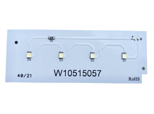 W10515057 Brand NEW LED Light Whirlpool, Kenmore ,Maytag. Date code 2021