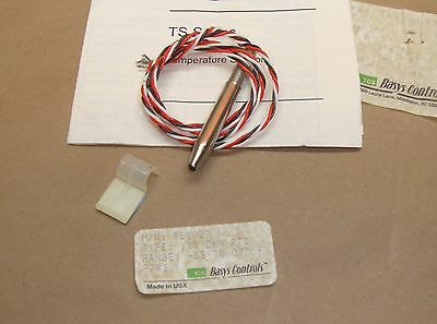 New Basys Contols Ts1027 Temperature Sensor Rtd -58 To 375 F