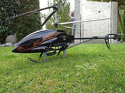"""RC XXL Hubschrauber 82cm """"300 Meter Reichweite"""" mit Kamera & 2,4GHz 40030"""