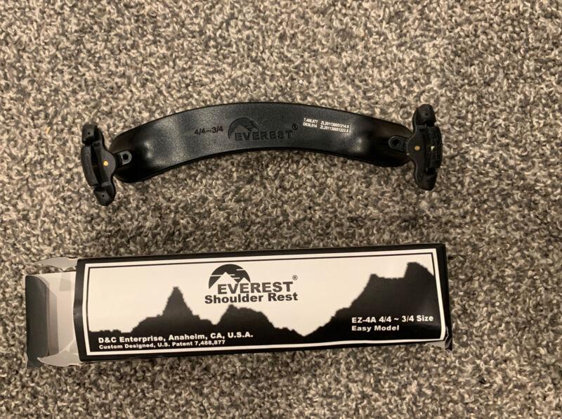 Everest Vilion Shoulder Rest 4/4-3/4