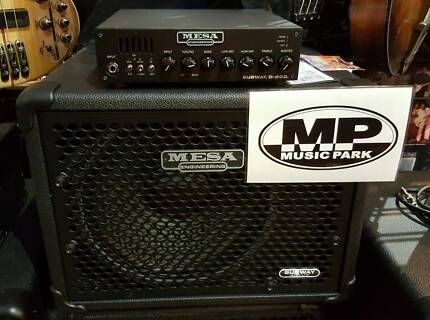 Mesa Boogie D800 800W Bass Head in MOVING SALE @ MUSIC PARK