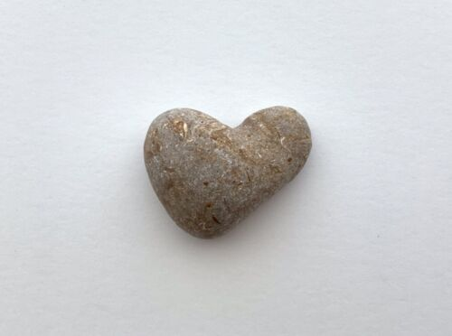 Natural ❤️ Heart Shaped Beach Rock Love Stone Pebble Art Craft Valentine ❤️ USA