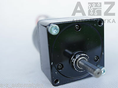 Isel Isert Electronic Two Phase Stepper Motor 41ncm With Gearhead 125