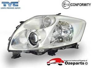 Toyota Corolla ZRE152 07~09 5Dr Hatch Left Head Light (Halogen) Dandenong Greater Dandenong Preview
