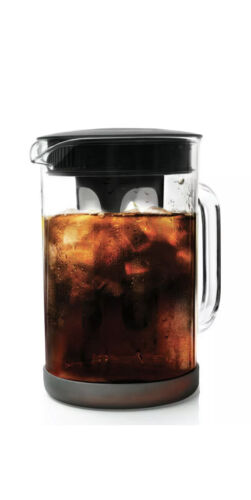 Primula PCBBK5351 Pace Cold Brew Iced Coffee Maker 51 oz Bla