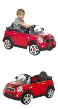 6v Mini Cooper S kids ride-on with remote Ambarvale Campbelltown Area Preview