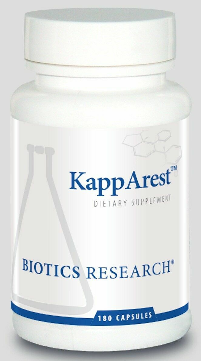 Biotics Research - KappArest 180c KapArrest KapArest KappArrest Kapp Arest FAST