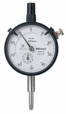 Official Mitutoyo Dial Gauge 2046s Country Of Origin Japan Free Shipping