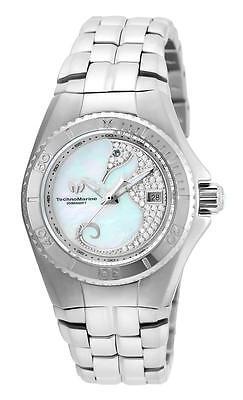 Technomarine Women's TM-115286 Cruise Dream Quartz White Dial Watch