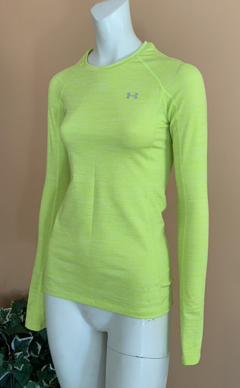 Under Armour Coldgear Base Layer Fitted Top Shirt Women