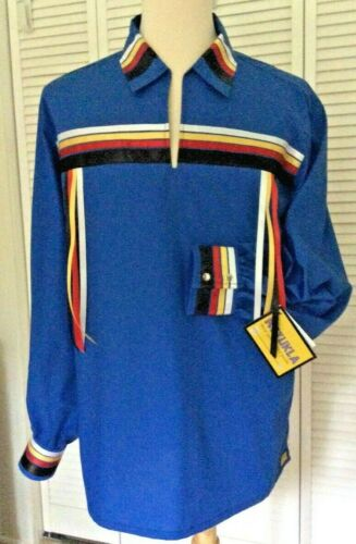 Native American Regalia Nakoda Made Genuine KeTukla-Nakoda Girl Ribbon Shirt  1X