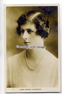 r0836 - Lady Rachel Cavendish - postcard
