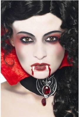 VAMPIRE MAKE UP SET FANCY DRESS (HALLOWEEN)