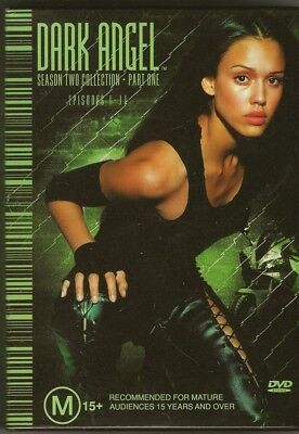 Dark Angel : Season 2 : Part 1 DVD, 3-Disc Set Boxed Set Dark Angel-season 3