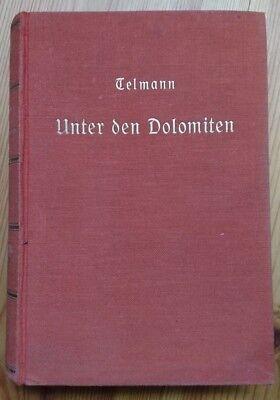 Telmann: Unter den Dolomiten