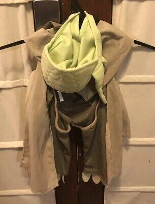 Star Wars Yoda Dog Halloween Costume Size - Yoda Halloween Kostüm