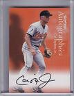 SkyBox Autographed Cal Ripken, Jr.. Baseball Cards