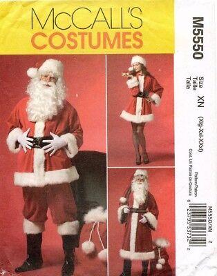 Herren-santa Kostüme bei Kostumeh.de