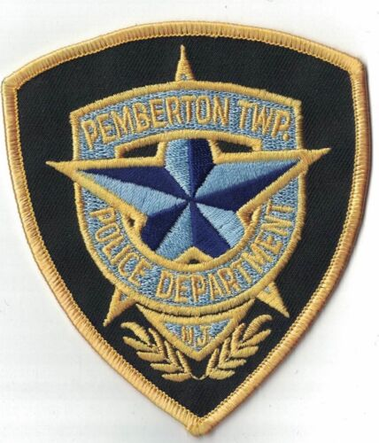 Pemperton TWP Police Dept. Police New Jersey NJ patch