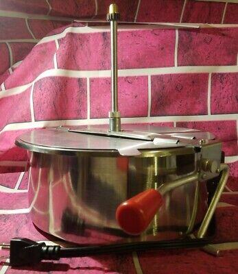 Replacement Popcorn Oil Popper Kettle Electric 7 Shaft 11.5 Diameter 12 16 Oz
