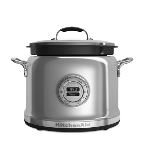 KitchenAid Multi-Cooker KMC4244QSS With Stir Tower