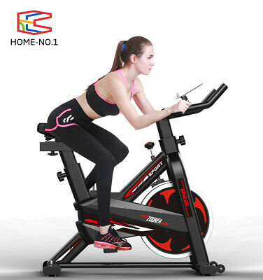 Heavy Duty Home Gym Exercise Bike Fitness Cardio Workout Machine Indoor Training