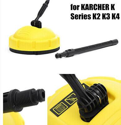 Car Surface Cleaner High Pressure Brush Washer Appliances For KARCHER K2 K3 K4