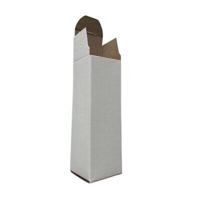 Reverse Tuck Folding Chipboard Box White 2