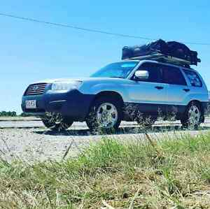 Subaru Forester Wagon - 4WD - Rooftop Tent - Road Trip Backpacker Brisbane City Brisbane North West Preview