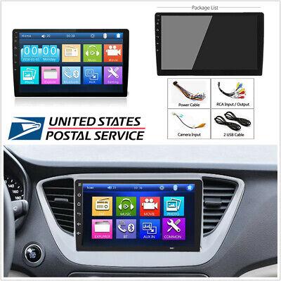 "10.1"" 12V 2Din Ultrathin Touch Screen Car Stereo Radio USB Bluetooth MP5 Player, usado comprar usado  Enviando para Brazil"