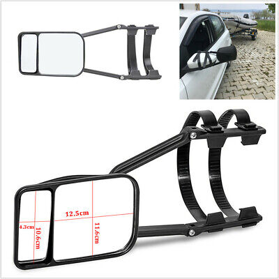 1 Pcs Car Truck Trailer Adjustable Clip-on Towing Mirror Extension Wing Mirror