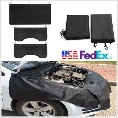fd03e000070 Car Mechanic Magnetic Car Fender Cover Pad Paintwork Repair Tool w/Plastic  Hook