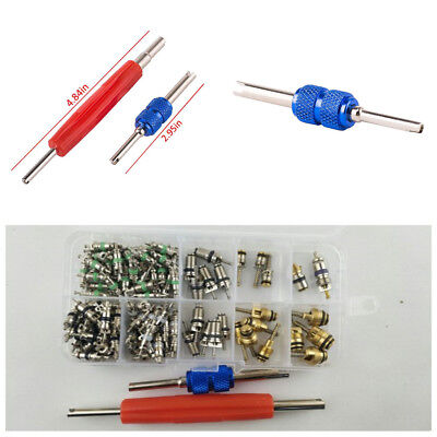 Car Air Conditioning Valve Core A/C Refrigeration Tire Valve Core Remover Tool