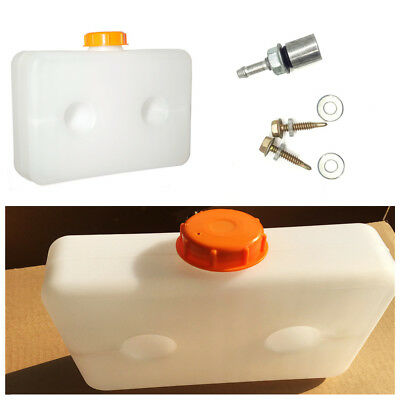 5L Plastic Fuel Oil Gasoline Tank For Car Truck Boat Air Diesel Parking Heater