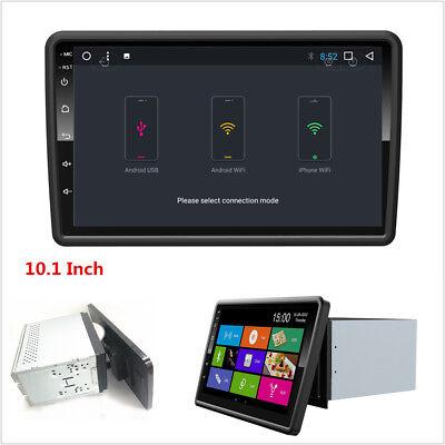 "10.1"" Android 8.1 Octa Core 2 DIN GPS Navi Car Stereo Radio CD DVD Bluetooth GPS"