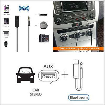 Car 3.5mm MP3 Audio Receptor USB to 3.5mm Jack Bluetooth Music Wireless Adapter comprar usado  Enviando para Brazil
