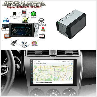 """7"""" Android 8.1 2Din 1+16B Car Stereo Radio GPS Navigation Player Wifi 3G 4G OBD comprar usado  Enviando para Brazil"""