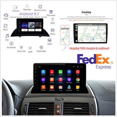 For 04-12 BMW X3 E83 9'' 2+32GB Car Stereo Radio Wifi GPS Player Mirror Link OBD
